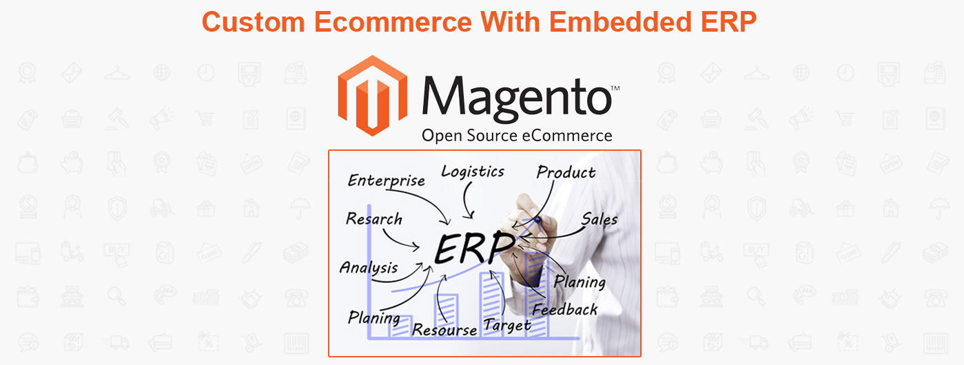 Ecommerce With ERP - Replace Shopify and BigCommerce